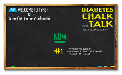 Diabetes Chalk Talk: Part 1