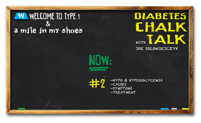 Diabetes Chalk Talk: Part 2